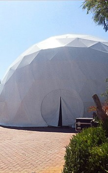 National-marine-week-polidomes-tent - polidome p150