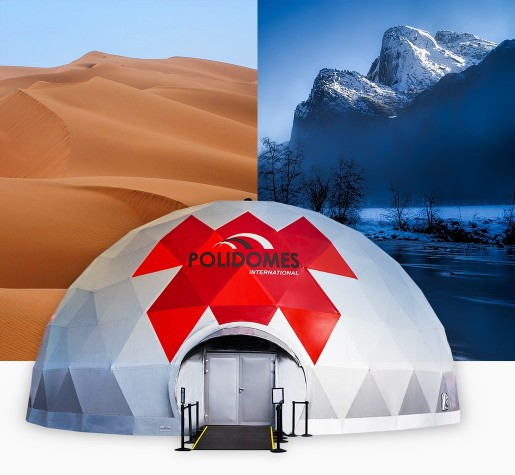 geodesic dome, event dome possibilities